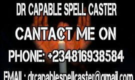 I NEED A LOVE SPELL CASTER THAT WORKS OVERNIGHT CONTACT DR CAPABLE ON +2348116938584